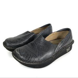 Alegria Deb Clogs Size 36